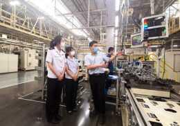 山東日照:出口退稅加速度 企業資金迴流減負擔
