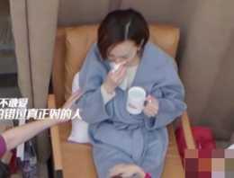 50歲王琳終止約會後傷心大哭,被網友指在演戲,曾嫁大十六歲富商