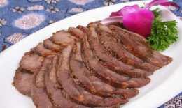 醬牛肉好吃有技巧,大廚分享3個竅門,牛肉醬香入味,緊實不鬆散