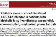 Nat Med | 輝瑞臨床II期:ACC抑制劑與DGAT2抑制劑聯用可緩解NALFD