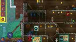 把《泰拉瑞亞手遊》當成一款基建類遊戲,一樣可以獲得不錯的樂趣