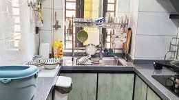 為什麼我家廚房灶臺跟網上的都不一樣,全是石頭做的
