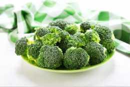 以西蘭花為例,蔬菜正確的清洗方式,健康衛生,吃得放心