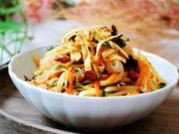 減脂佳品魔芋絲,這樣做百搭涼拌菜,清爽低熱量,盛夏宜多吃