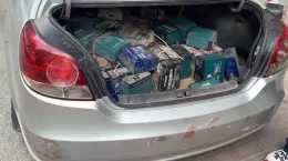 3分鐘偷一輛,焊鋼筋的照樣偷! 南寧警方發現被盜電瓶都堆在繞城高速橋底下