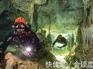 """墨西哥發現世界上最大的水下洞穴,似瑪雅文化的""""冥界通道"""""""