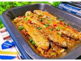 麻辣過癮的雙椒小黃魚,肉質細嫩軟滑,口感麻辣鮮香,做好超下飯